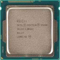 cpu s-1150 pentium-g3260 oem